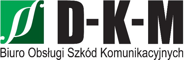 Biuro D-k-m Pomoc Poszkodowanym W Wypadkach Komunikacyjnych